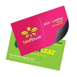 Business Card Magnets SIGNSNPRINT